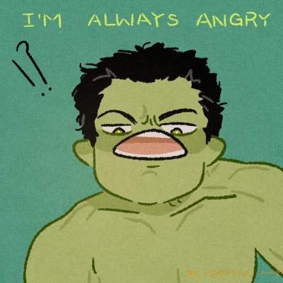 漫威系列可爱动漫大头照 最新漫威Q版卡通人物头像