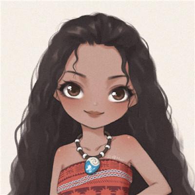 迪士尼公主小时候的可爱图片