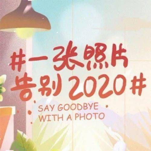 一张照片告别2020图片高清汇总